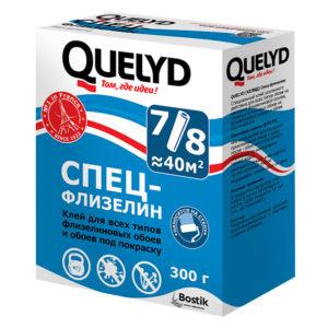 Клей обойный Quelyd флизелин. 300 гр. /Франция/30/