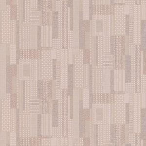 51014-24 Геометрия беж. винил на флизе  Палитра