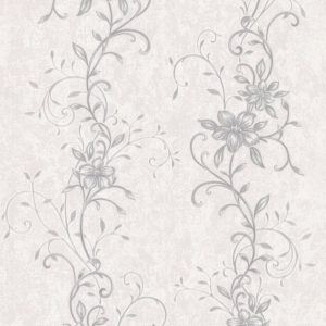 51015-14 Флорис светлые цветы  винил на флизе  Палитра